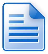 Icone Fichier 1